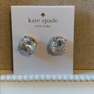 Stunning, brand new Kate Spade stud earrings